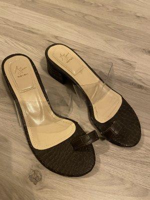 Koton Sandalias para uso en exteriores marrón-negro