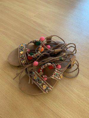 Catwalk Sandalo con cinturino multicolore