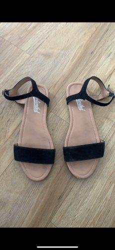 Sonstige Outdoor sandalen zwart