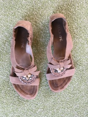Maripé Toe-Post sandals multicolored