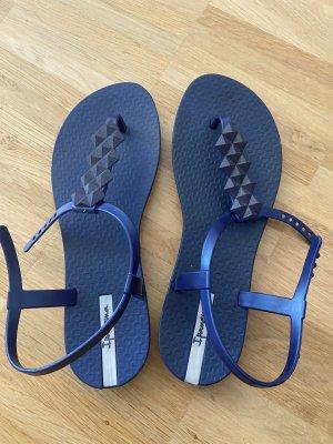 Ipanema Dianette Sandals blue mixture fibre
