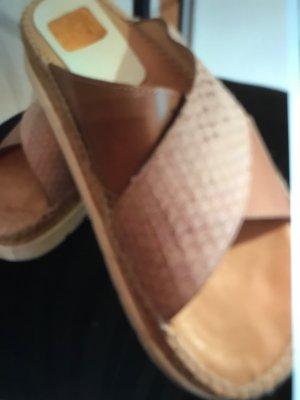 Kaanas Wygodne sandały beżowy