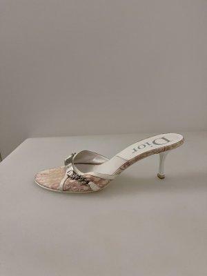 Dior Strapped Sandals multicolored