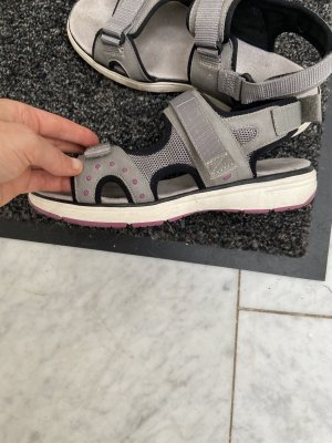 Landrover Comfort Sandals multicolored leather