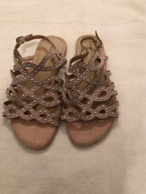 Anna Field Outdoor Sandals dusky pink