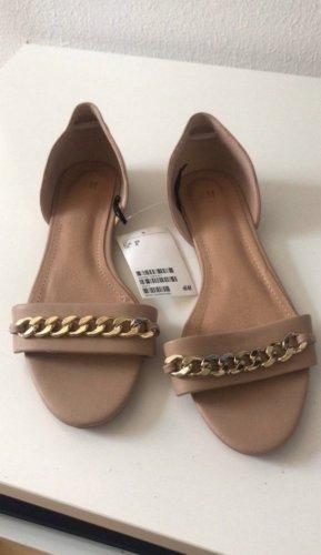 H&M Outdoor Sandals beige