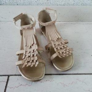 H&M Romeinse sandalen beige