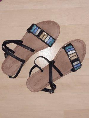 Lascana Sandały japonki jasnoniebieski-niebieski