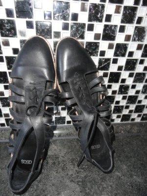ASOS DESIGN Sandalo comodo nero