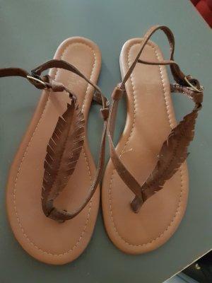 Deichmann Outdoor Sandals light brown-brown