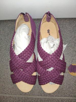 """Sandalen """"Amazona"""" von flip*flop in lila"""