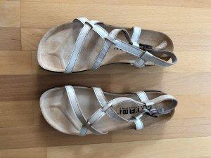 Sandalen aus Naturleder / Tatami by Birkenstock