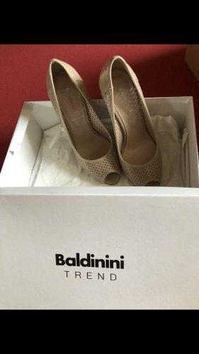 Baldinini Platform Sandals nude