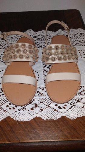 Sandalen beige Mango
