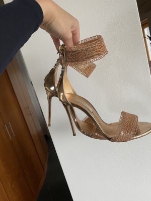 Casadei High Heel Sandal rose-gold-coloured