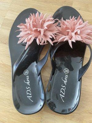 Dianette Sandals black-pink