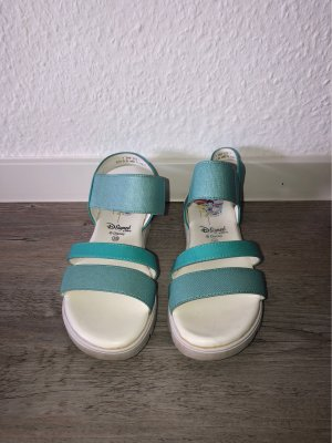 Disney Strapped Sandals white-baby blue