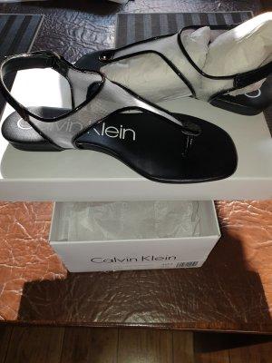 Sandalen CK schwarz