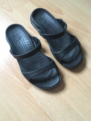 Crocs Sandalias de tiras negro