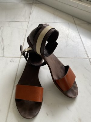 Brunello Cucinelli Roman Sandals multicolored