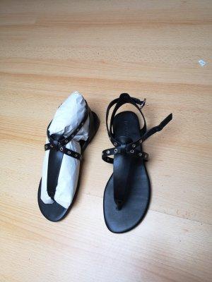Sandalen Echt Leder von Hallhuber 38 steht drauf empfehle 38,5 oder 39, da sonst zu lang NEU