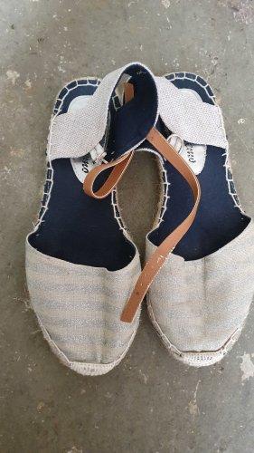 Sandalen-Espadrille