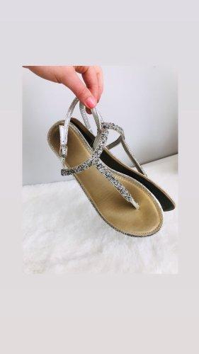 Dianette sandalen veelkleurig