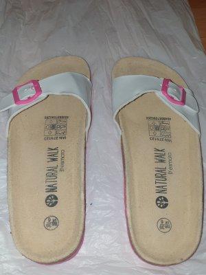 Esmara Flip-Flop Sandals white-pink