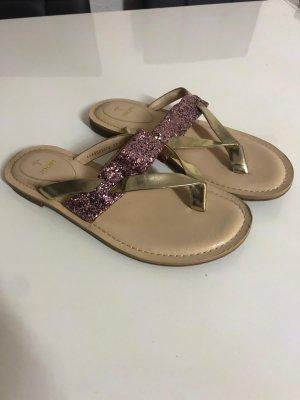 Joop! Comfortabele sandalen roze-brons