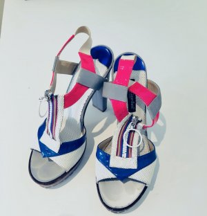Alberto Guardiani Outdoor Sandals multicolored
