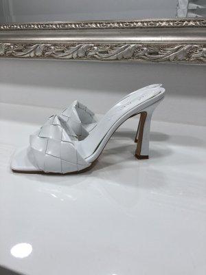 Sandales confort blanc