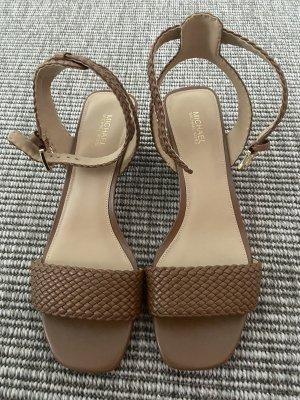 Sandalen Flechtoptik
