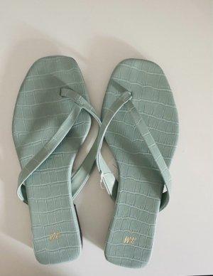 H&M Flip-Flop Sandals multicolored