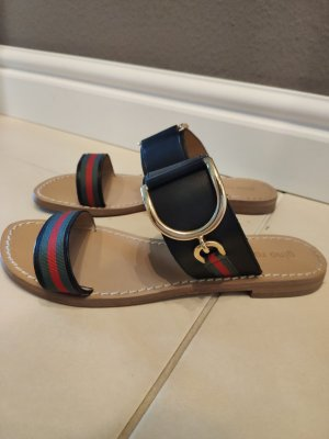 Gino Rossi Dianette sandalen veelkleurig