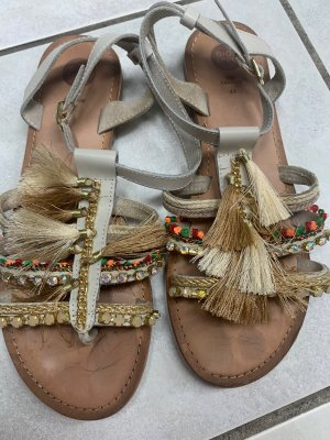 Gios Eppo Strapped Sandals multicolored