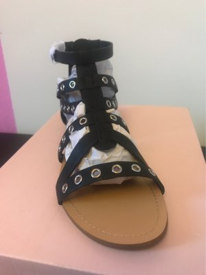 Just Fab Roman Sandals multicolored