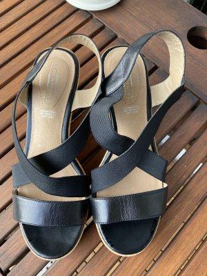 5th Avenue Outdoor sandalen zwart-nude