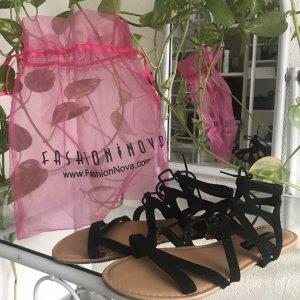 Outdoor Sandals black-beige