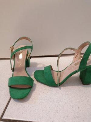 Sandalen *grün*