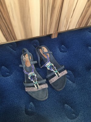 Humanic Sandalo comodo blu scuro