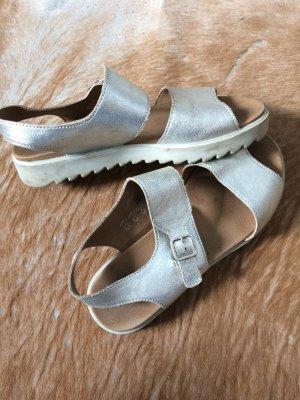Sandalen in 37 Leder