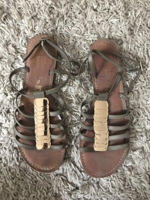 Tamaris Roman Sandals multicolored leather
