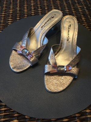 Sandalen in Prinzessinnen-Style