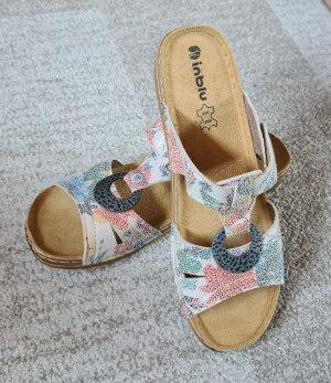 Sandalen * inblu * boho / bunt * Gr. 41