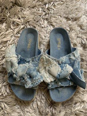 Sandalen - Jeans (39)