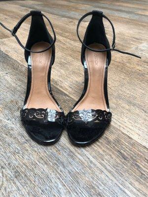 Dianette Sandals black leather
