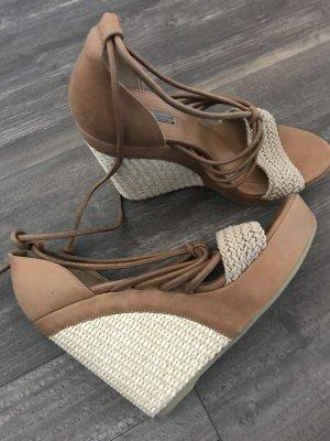 Sandalen Keilabsätze gr 39