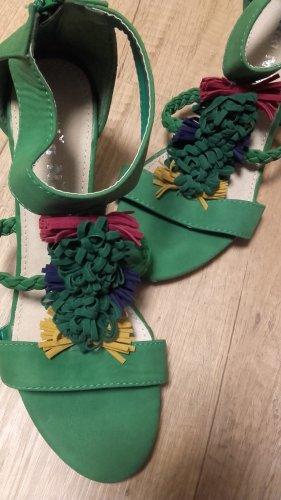 Sandalen Keilabsatz 37 Nio Nio