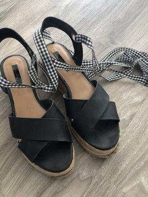 Sandalen Keilabsatz