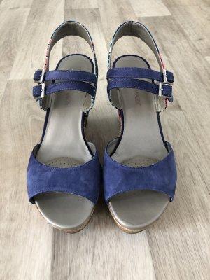 Sandalen Keilabsatz Sandaletten